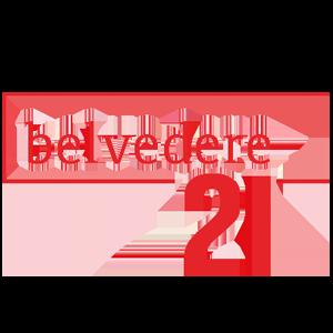 Logo des Belvedere 21 Museums in Wien