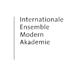 Logo der internationalen Ensemble Modern Akademie