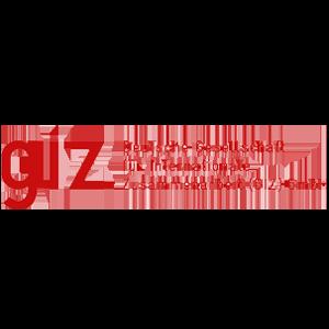 Logo der deutschen Gesellschaft für internationale Zusammenarbeit GmbH