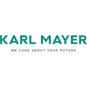 Logo von Karl Mayer - We care about your future
