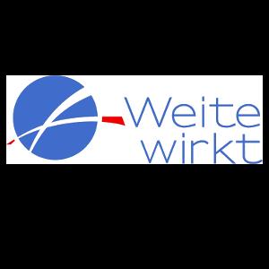Logo vom Unternehmen Weite wirkt