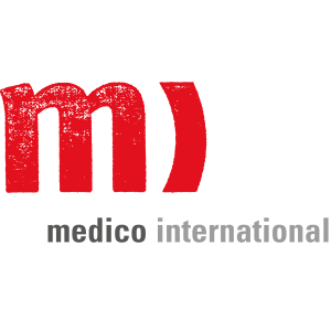 Logo von dem Unternehmen medico international