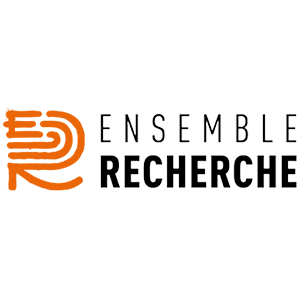 Logo des Ensemble Recherche aus Freiburg